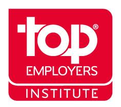 Top Employers Institute logo - RGB